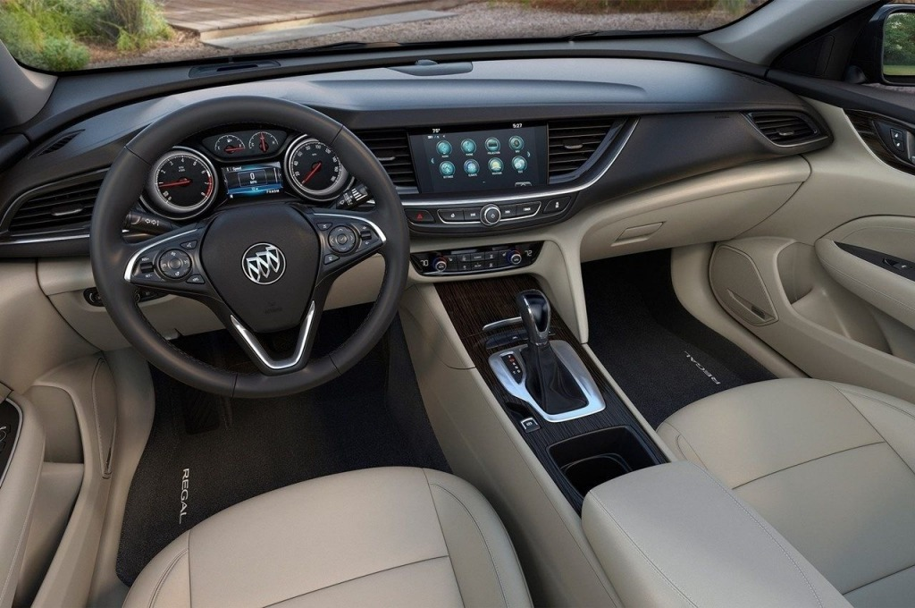 2023 Buick Regal Price