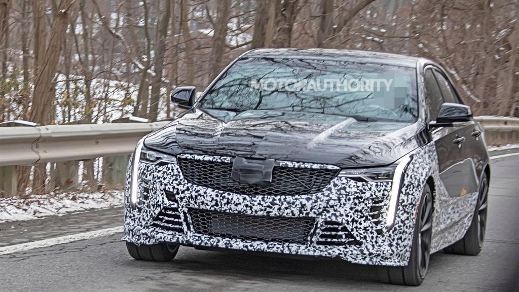 2023 Cadillac ATSV Coupe Exterior