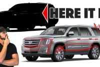 2023 Cadillac Escalade Wallpaper