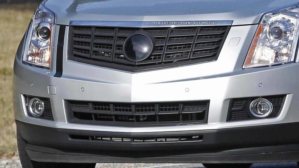 2023 Cadillac SRXSpy Photos Specs