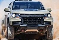 2023 Chevrolet Colorado Redesign