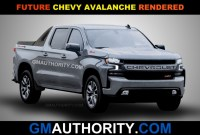 2023 Chevy Avalanche Engine