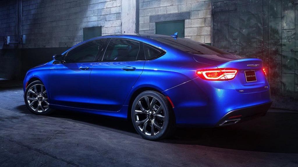 2023 Chrysler 100 Exterior