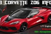 2023 Corvette Z07 Spy Shots