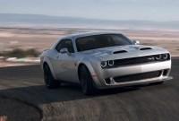 2023 Dodge Challenger hellcat Wallpaper