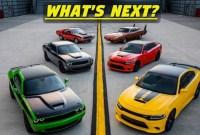 2023 Dodge Challenger hellcat Wallpapers