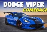 2023 Dodge Viper ACR Images