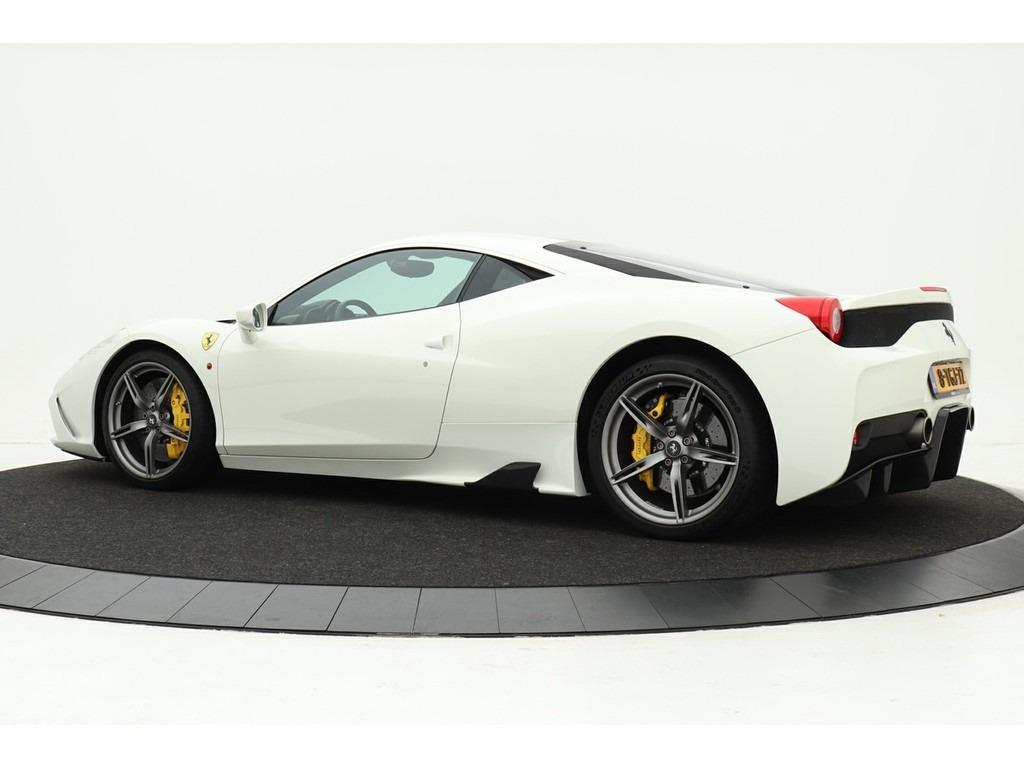2023 Ferrari 458 Drivetrain