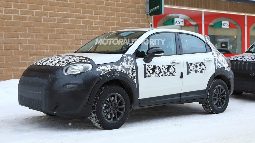 2023 Fiat 500X Pictures