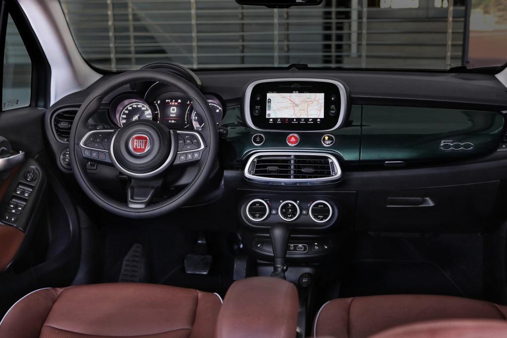 2023 Fiat 500X Powertrain