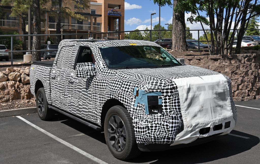 2023 Ford Atlas Drivetrain