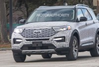 2023 Ford Explorer Sports Pictures