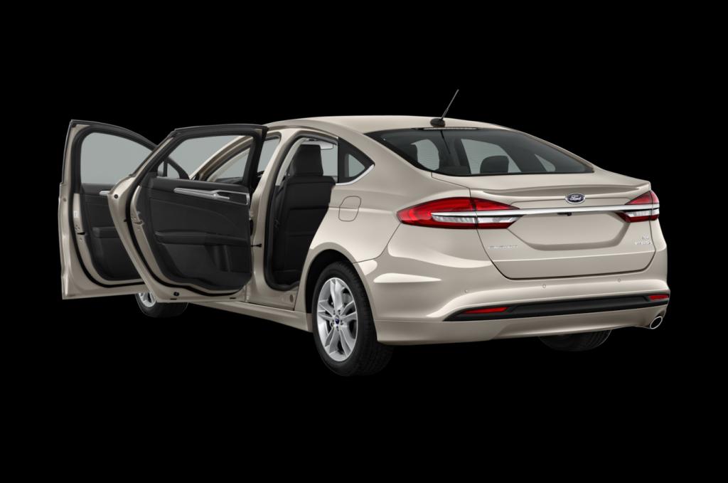 2023 Ford Taurus Powertrain