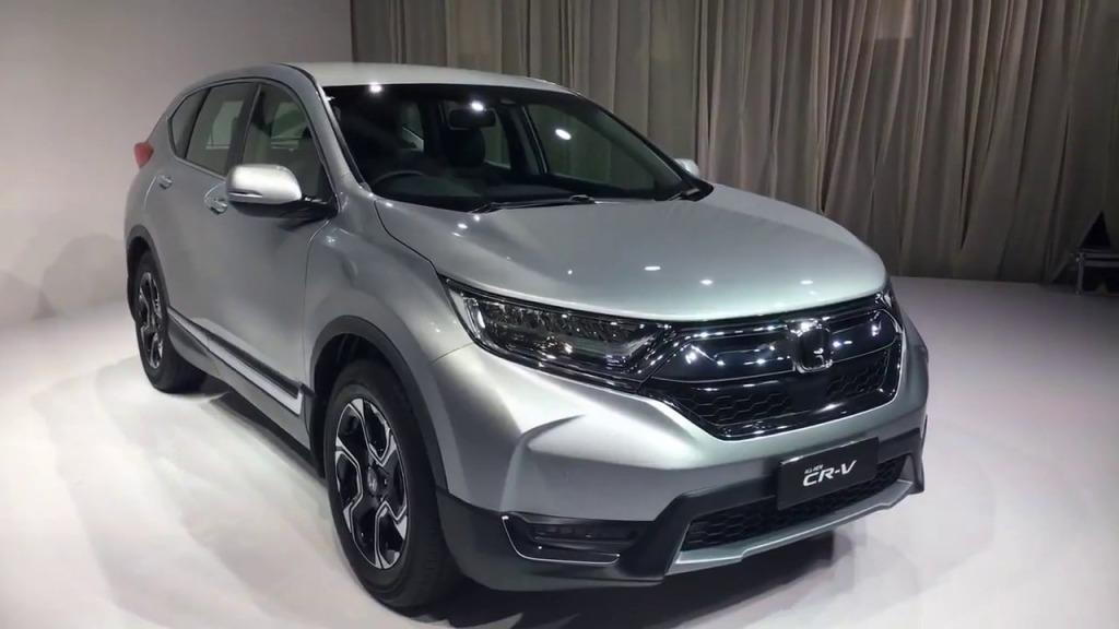 2023 Honda CRV Wallpaper
