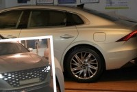 2023 Hyundai Azera Images