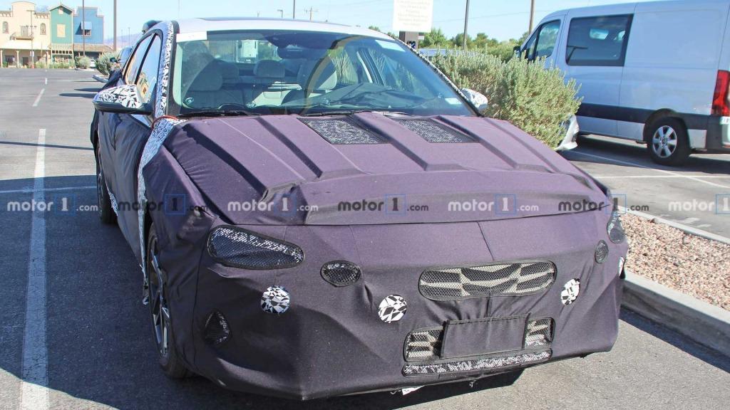2023 Hyundai Elantra Interior