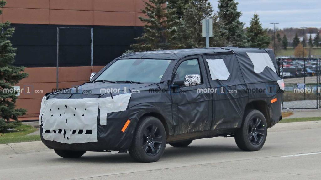 2023 Jeep Wrangler Concept