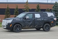 2023 Jeep Wrangler Spy Shots