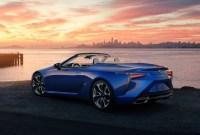 2023 Lexus SC Concept