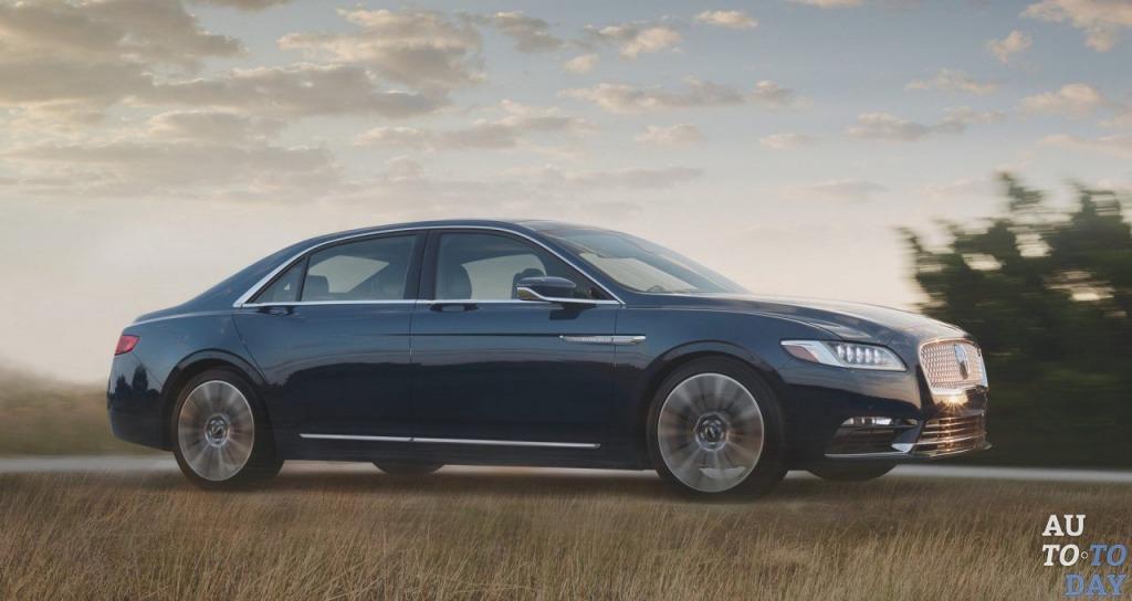 2023 Lincoln Continental Specs