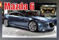2021 Mazda 6s Interior