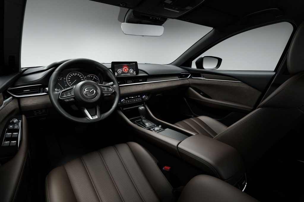 2023 Mazda 6s Spy Photos
