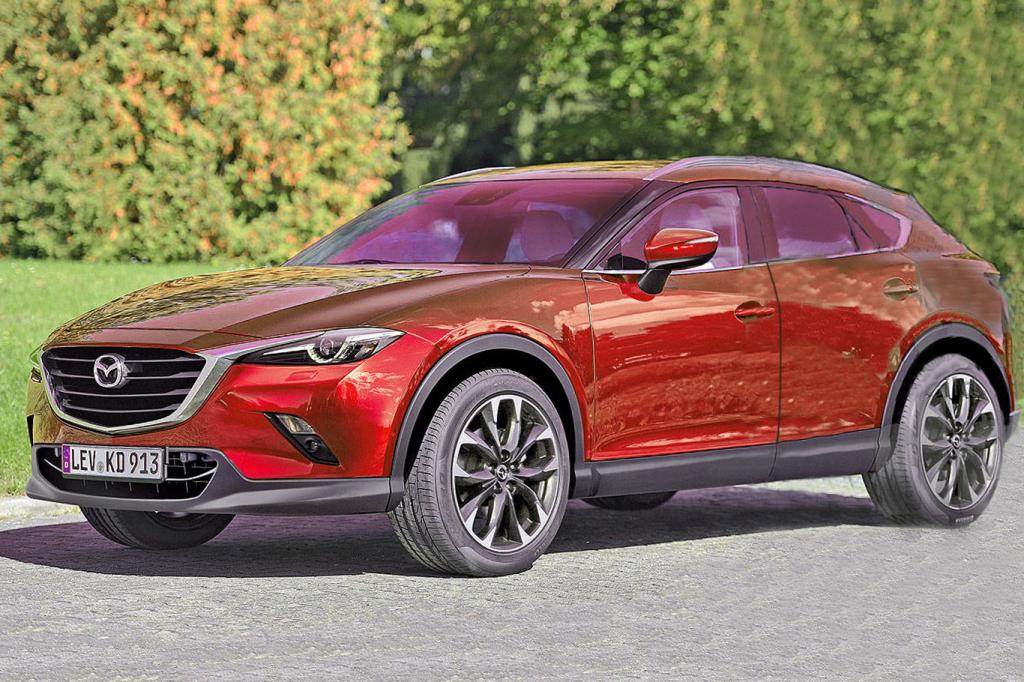 2023 Mazda CX9 Release Date