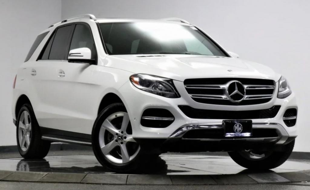 2023 Mercedes Benz GLK Powertrain