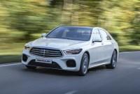 2023 MercedesBenz SClass Release date