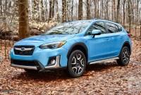 2023 Subaru Crosstrek Hybridand Drivetrain