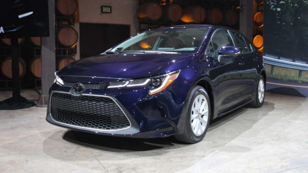 2023 Toyota Corolla Engine