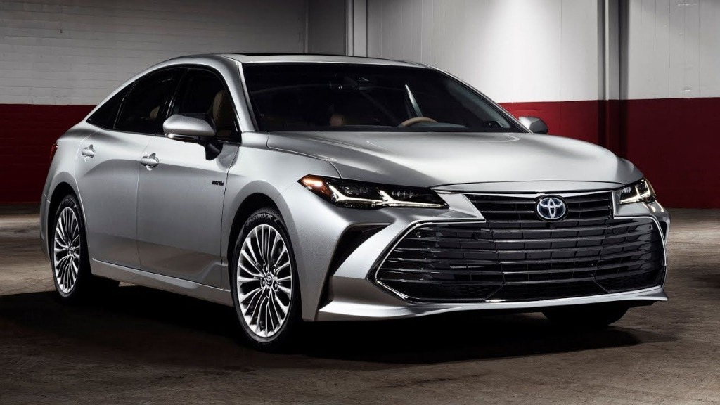 2021 Toyota Corolla Spy Shots