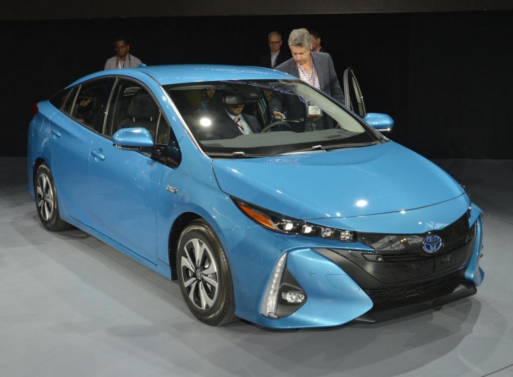 2023 Toyota PriusPictures Spy Photos