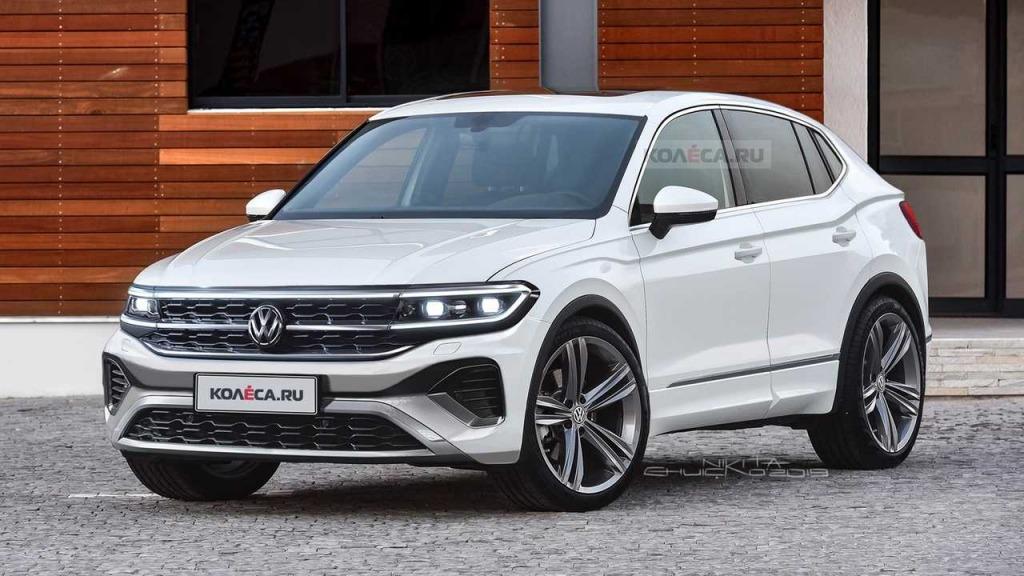 2023 Volkswagen Tiguan Redesign