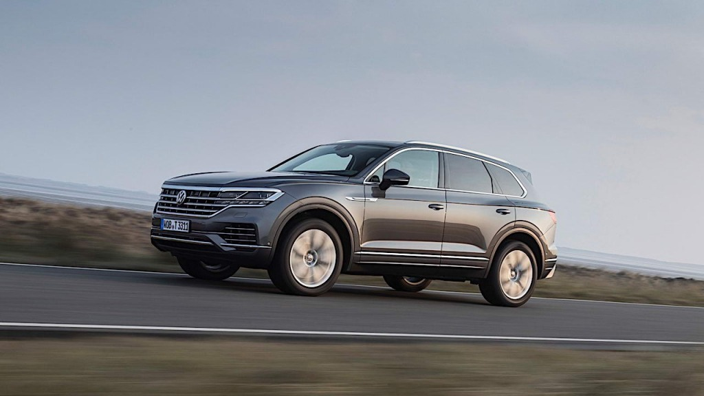 2023 Volkswagen Touareg Release Date