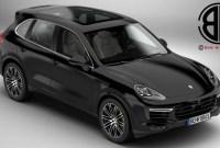 Porsche Cayenne Model Wallpaper