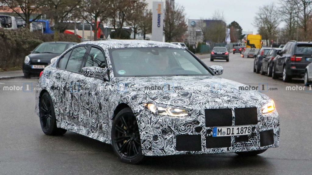 2023 BMW M3 Pictures
