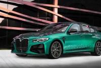 2023 BMW M3 Spy Shots