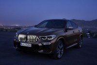 2023 BMW X6 Pictures