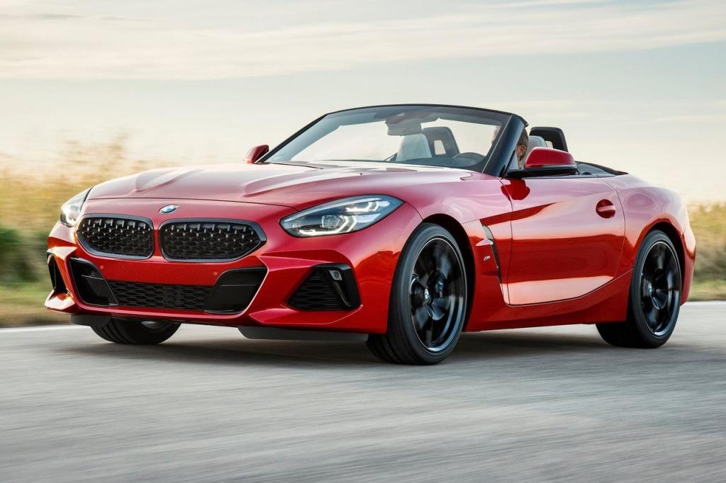 2023 BMW Z4 Engine