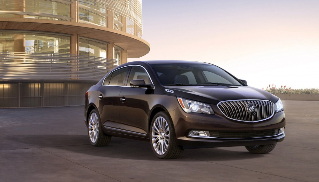 2023 Buick Anthem Images