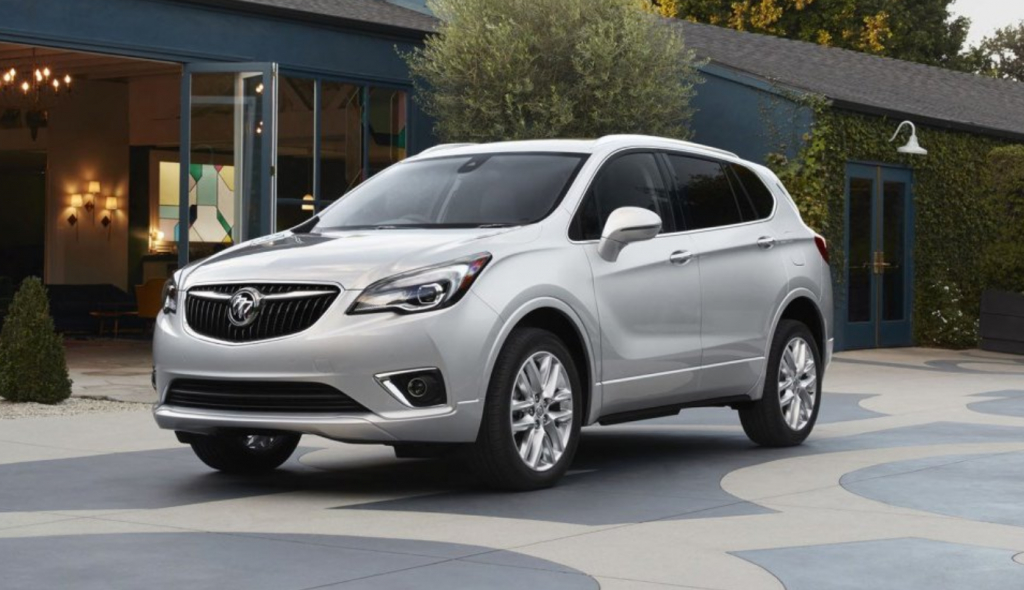 2023 Buick Anthem Release Date
