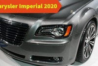 2023 Chrysler Imperial Redesign