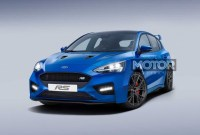 2023 Ford Focus RS Concept
