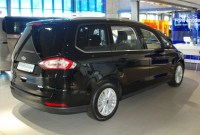 2023 Ford Galaxy Exterior