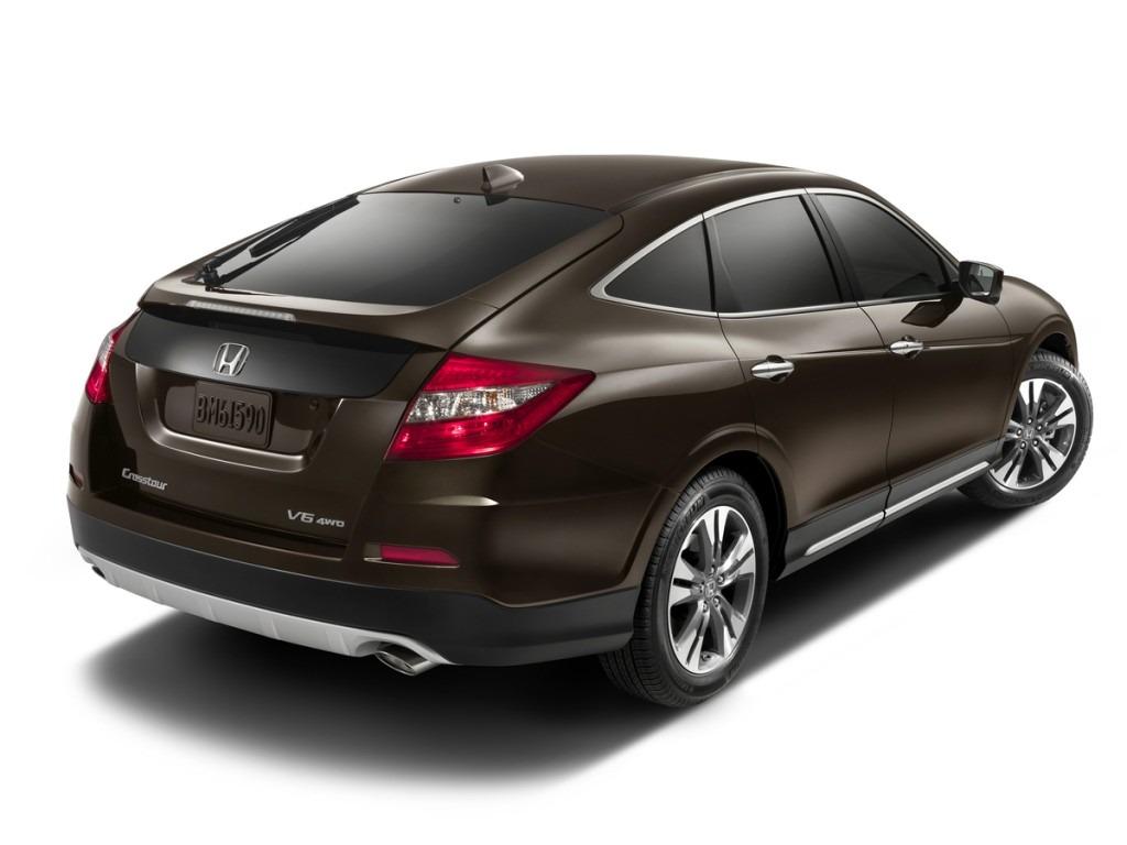 2023 Honda Crosstour Spy Shots