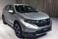 2023 Honda CRV Spy Photos