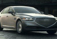 2023 Hyundai Genesis Powertrain