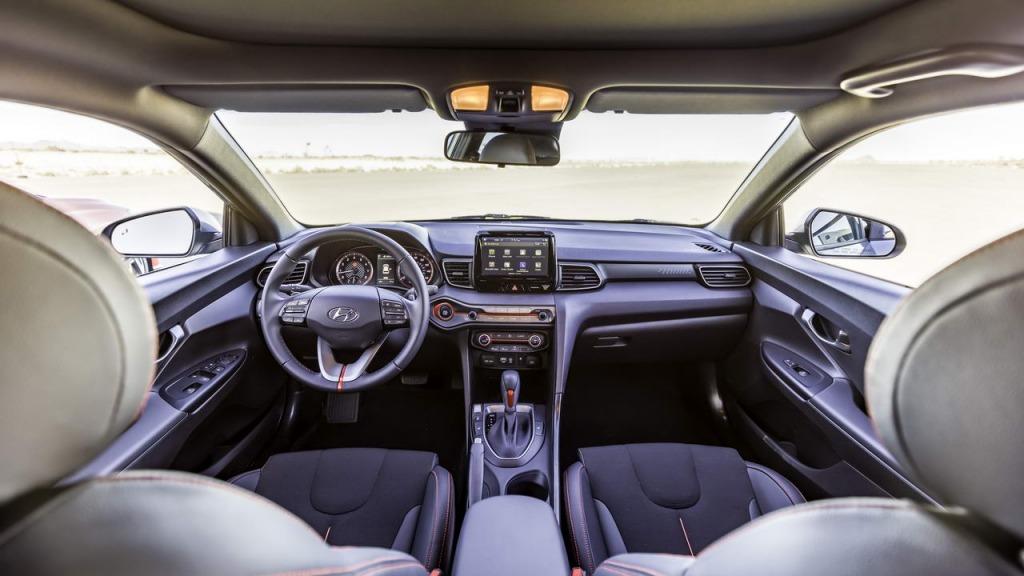 2023 Hyundai Veloster Drivetrain