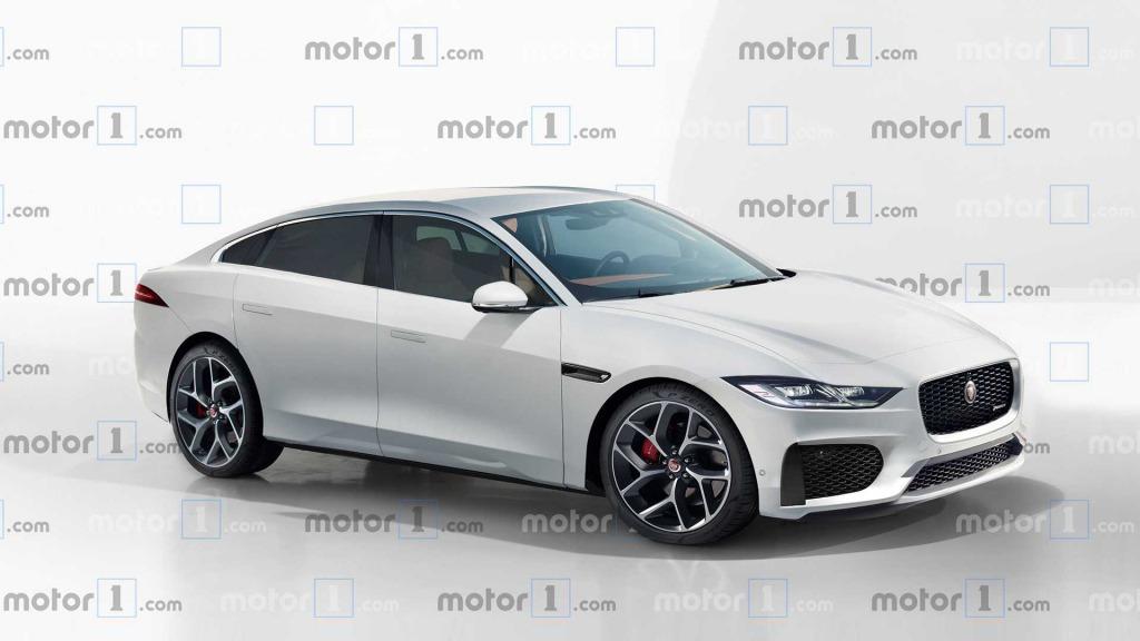 2023 Jaguar XF Specs